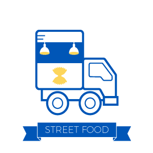 Catering street food per eventi