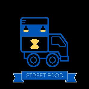 Street Food Pasta Firenze con PaStation Food Truck